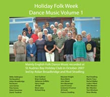 Holiday Folk Dance Music Volume 1