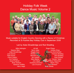 Holiday folk Dance Music Volume 2